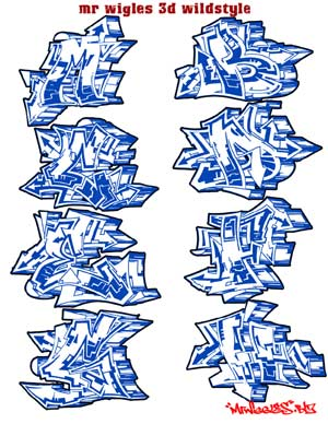 Buy Graffiti Alphabets
